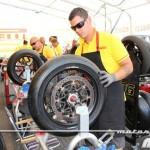 El 'matching' en los neumáticos