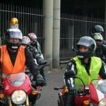 Alta visibilidad para los motoristas en Francia