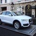 El Audi Q3, coche del año