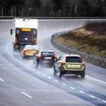 ¿Serán SARTRE y la conducción autónoma la movilidad que nos espera en el futuro?