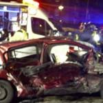 Diez personas fallecen en otros tantos accidentes de tráfico ocurridos este fin de semana