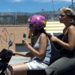 ¿Debería ser obligatorio usar prendas de protección en moto?