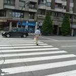 ¿Cómo hacer los pasos de peatones más atractivos y seguros?